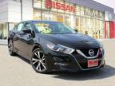 Used 2018 Nissan Maxima Super Black, 1.57K miles