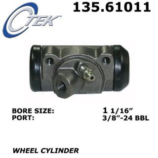 Buy CENTRIC 135.61011 Front Brake Wheel Cylinder-C-TEK Standard Wheel Cylinder motorcycle in Saint Paul, Minnesota, US, for US $10.47