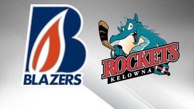 Kamloops Blazers vs. Kelowna Rockets - tixtm.com