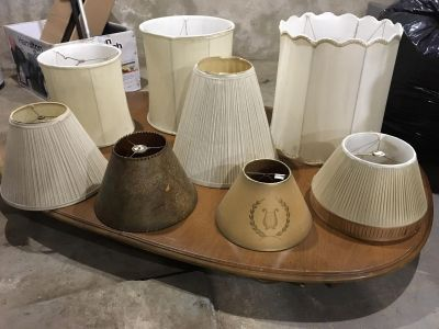 All Size Lamp Shades