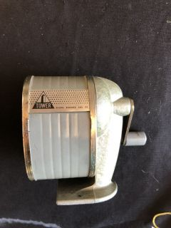 Tower Pencil Sharpener by Sears Roebuck and Co.