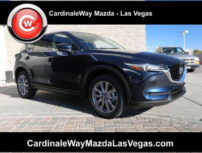 2019 Mazda CX-5 GRAND TOURING AWD (Crystal Blue)