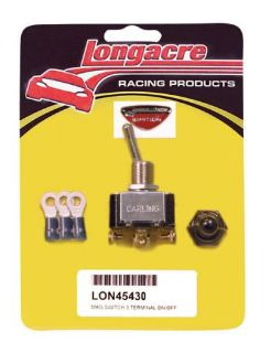 Find LONGACRE 45430 - Ignition switch w/ weatherproof cover and 3 terminals motorcycle in Las Vegas, Nevada, United States, for US $13.95