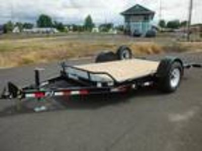 2019 PJ Trailers Tilt 7' X 13'-7K Single Axle Tilt
