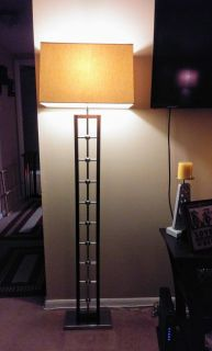 Matching Floor & Table Lamps from Raymond & Flanagan. $60 for both