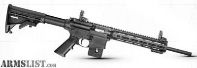 For Sale: SMITH AND WESSON M&P15-22 SPORT 22 LR