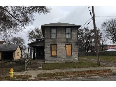 3 Bed 1.0 Bath Preforeclosure Property in Springfield, OH 45505 - Linden Ave