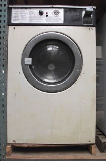 Coin Operated Wascomat Front Load Washer Senior W184 Used