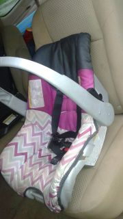 Free baby car seat/ carrier
