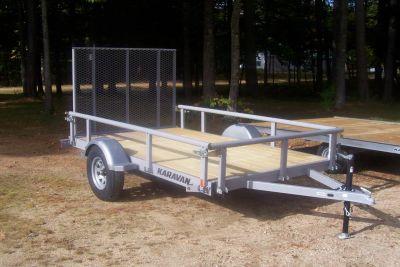 2017 Karavan Trailers KEU-2990-72-10 Utility Center Conway, NH