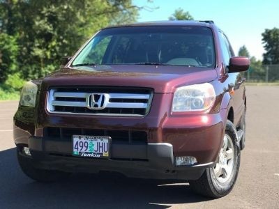 2007 Honda Pilot EX-L , AWD , 3rd row seats , Fully Loaded !!!