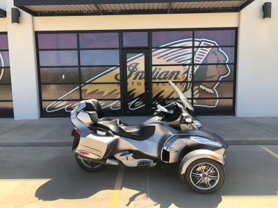 2012 Can-Am Spyder RT Audio & Convenience SM5 3 Wheel Motorcycle Norman, OK