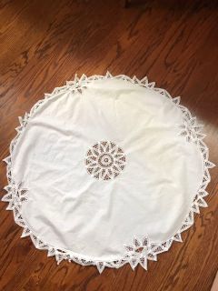 Round 32inches Table Cloth