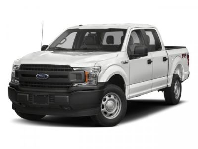 2018 Ford F-150 XL EcoBoost (Oxford White)
