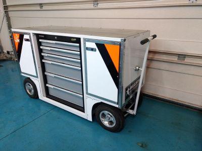 Demo Pit Cart