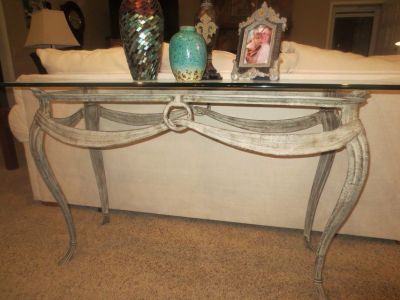 Two piece set Coffee and Sofa Table Set