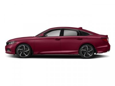 2018 Honda ACCORD SEDAN Sport 1.5T (San Marino Red)