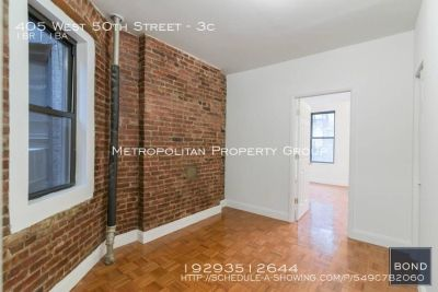1 bedroom in Hell's Kitchen