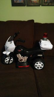 Battery operated ride on