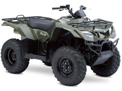 2014 Suzuki KingQuad 400ASi Utility ATVs Linton, IN