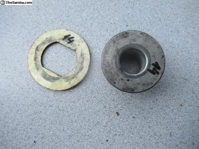 Porsche 356/912 Generator Pulley Hub And Washer
