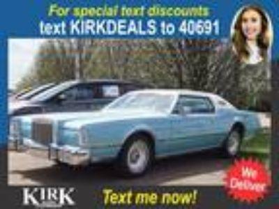 1976 Lincoln Mark IV, 67K miles