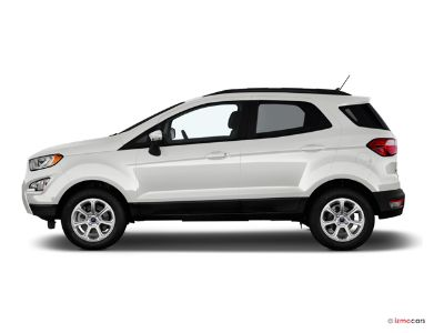 2019 Ford EcoSport S (Diamond White)