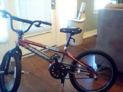 $75 OBO Mongoose BMX bike