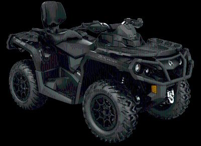 2018 Can-Am Outlander MAX XT-P 1000R Utility ATVs Bennington, VT