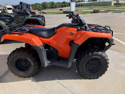 2014 Honda FourTrax Rancher 4x4 DCT EPS Utility ATVs Roca, NE