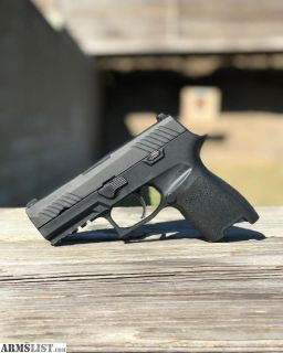For Sale/Trade: Sig Sauer p320 compact