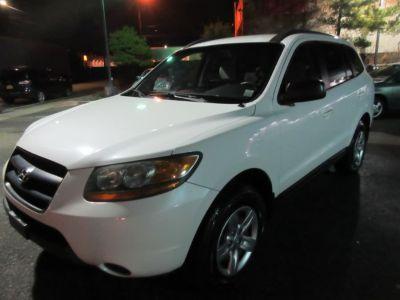 2009 Hyundai Santa Fe GLS (WHITE)