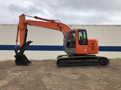 2007 HITACHI ZX135US