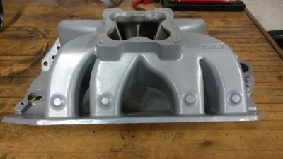 Dart Big Chief intake for std deck
