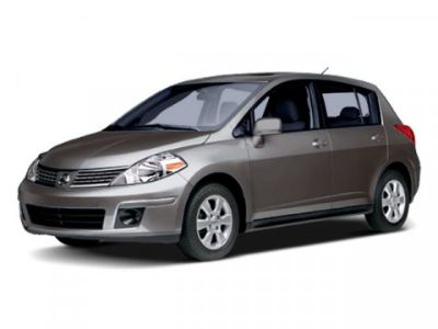 2009 Nissan Versa 1.8 S (Magnetic Gray Metallic)