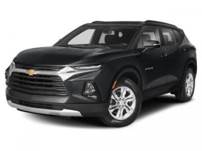 2019 Chevrolet Blazer 2LT (Kinetic Blue Metallic)