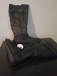 Size 11 wide calf boots