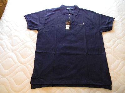 NEW*Ralph Lauren CUSTOM FIT SOFT INTERLOCK Solid Shirts