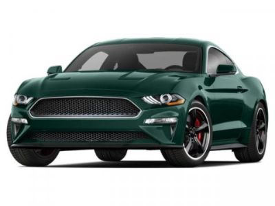 2019 Ford Mustang Bullitt (Dark Highland Green Metallic)