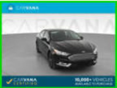 2018 Ford Fusion Fusion SE Sedan 4D FWD 4-Cyl EcoBoost Turbo 2.0 Liter Cruise