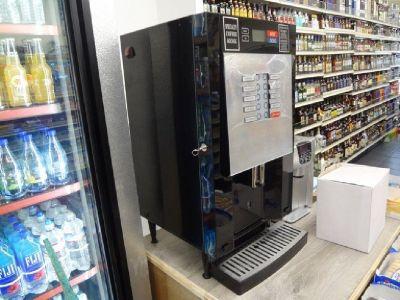 Venusta Specialty Coffee Kiosk RTR# 9031825-01