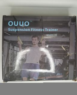 Ouuo suspension fitness trainer