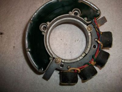 Buy 9171 Mercury 7.5hp Outboard Motor Stator motorcycle in Independence, Missouri, United States, for US $65.00