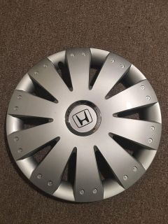 Honda 16 wheel covers all most brand new 80$