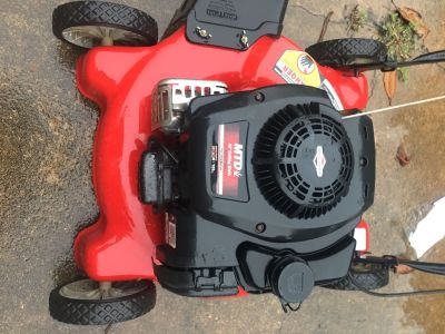 MTD lawnmower 20 inch Lawn Mower not Toro Push Mower