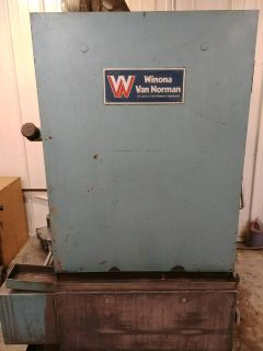 Winona Van Norman Jet Washer