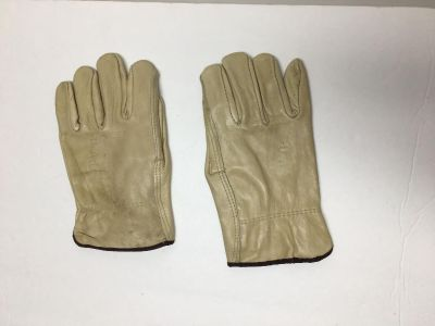 Mens leather work gloves