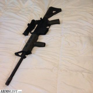For Sale: PRE BAN EXCELLENT DPMS AR15