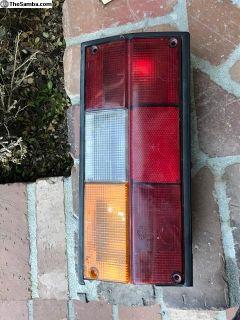 Vanagon rear tail light