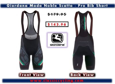 Most Excellent Bib Shorts from Giordana Brand | Race Fit